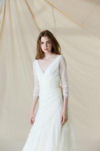 descubre en el blog de bodas wedding ideas la nueva colección de novias de Cortana