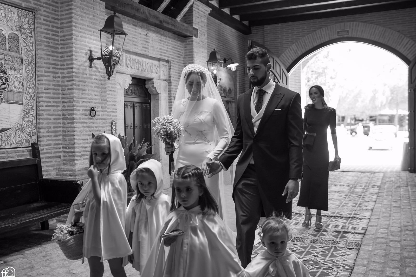 descubre en el blog de bodas wedding ideas la boda de Loubna y Carlos