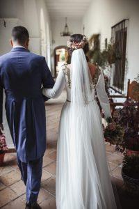 descubre en el blog de bodas wedding ideas la boda de Amparo y Nacho en sevilla