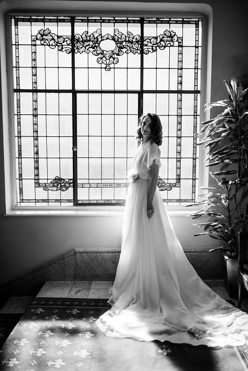 Descubre la ultima colección de vestidos de novia de Carmen Soto
