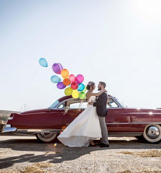 El 'sí, quiero' de Sonia e Iban inmortalizado por Ona Weddings