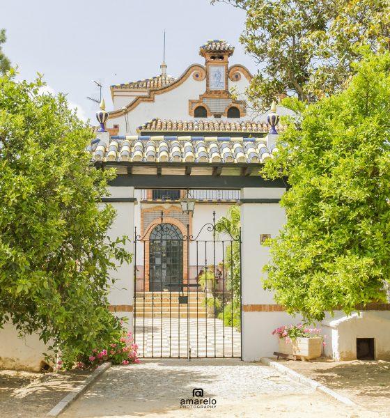 Cásate en una espectacular hacienda sevillana, Hacienda San Felipe