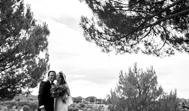 El 'sí, quiero' de Juncal y Raúl, una boda llena de encanto que te enamorará