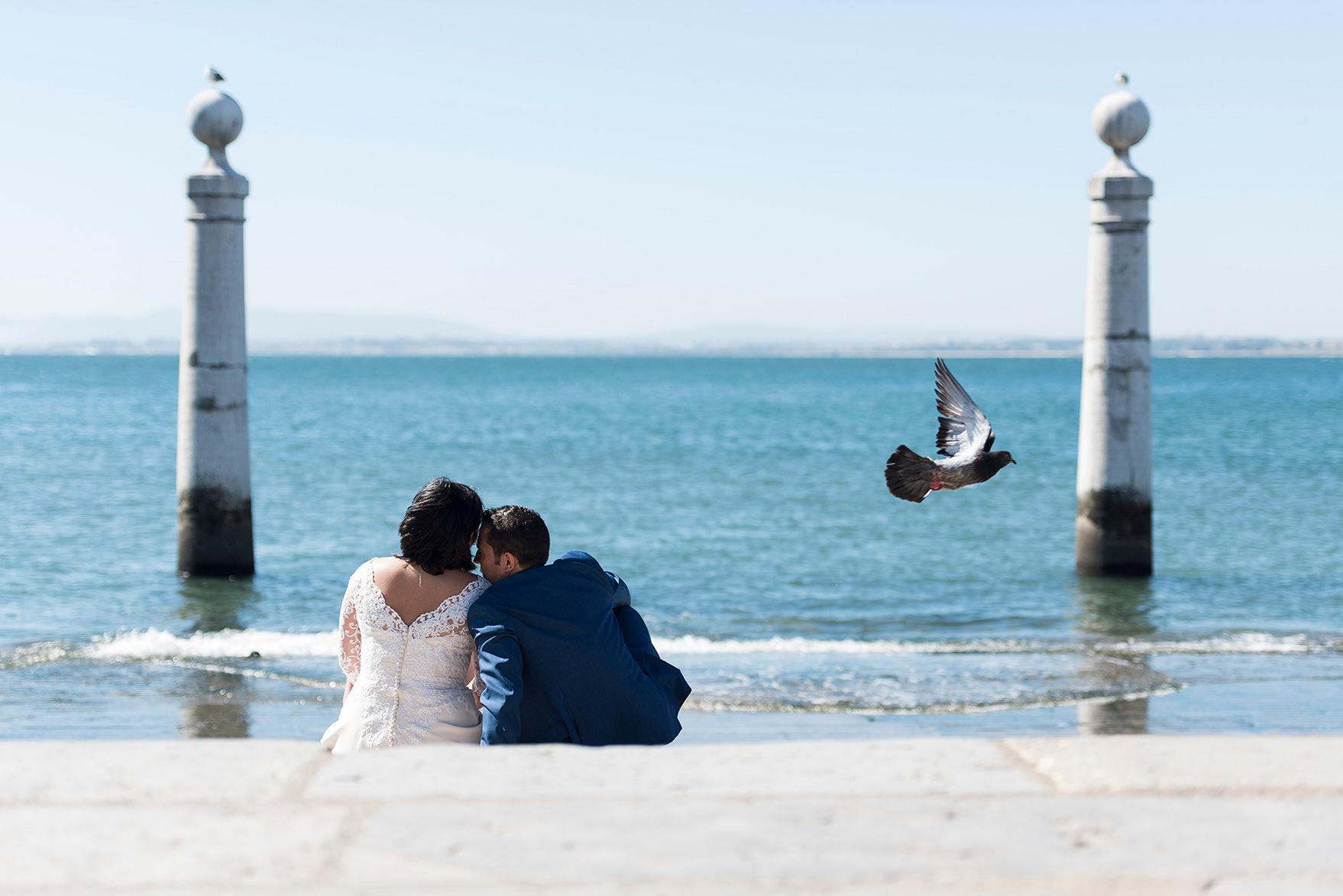 Descubre las fotografías naturales y diferentes de los fotógrafos de Zima Photo en el blog de wedding ideas