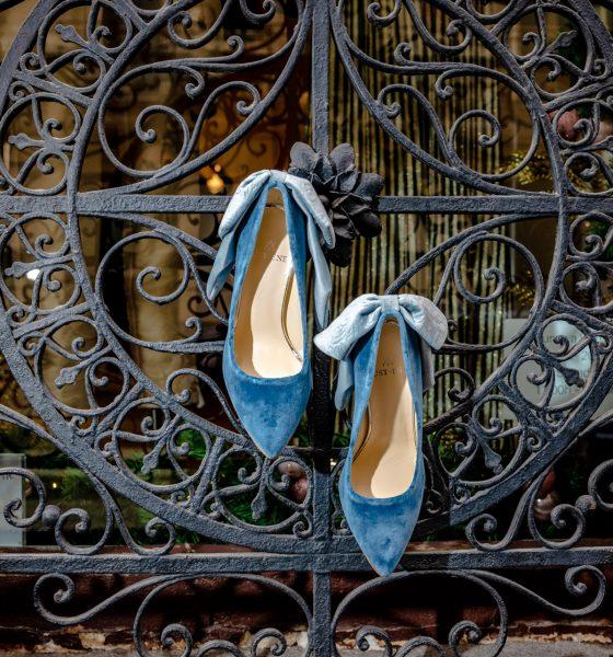 Just Ene, los zapatos de novia para llevar después de la boda