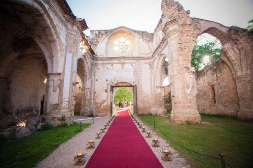 Celebraciones en el Monasterio de Piedra
