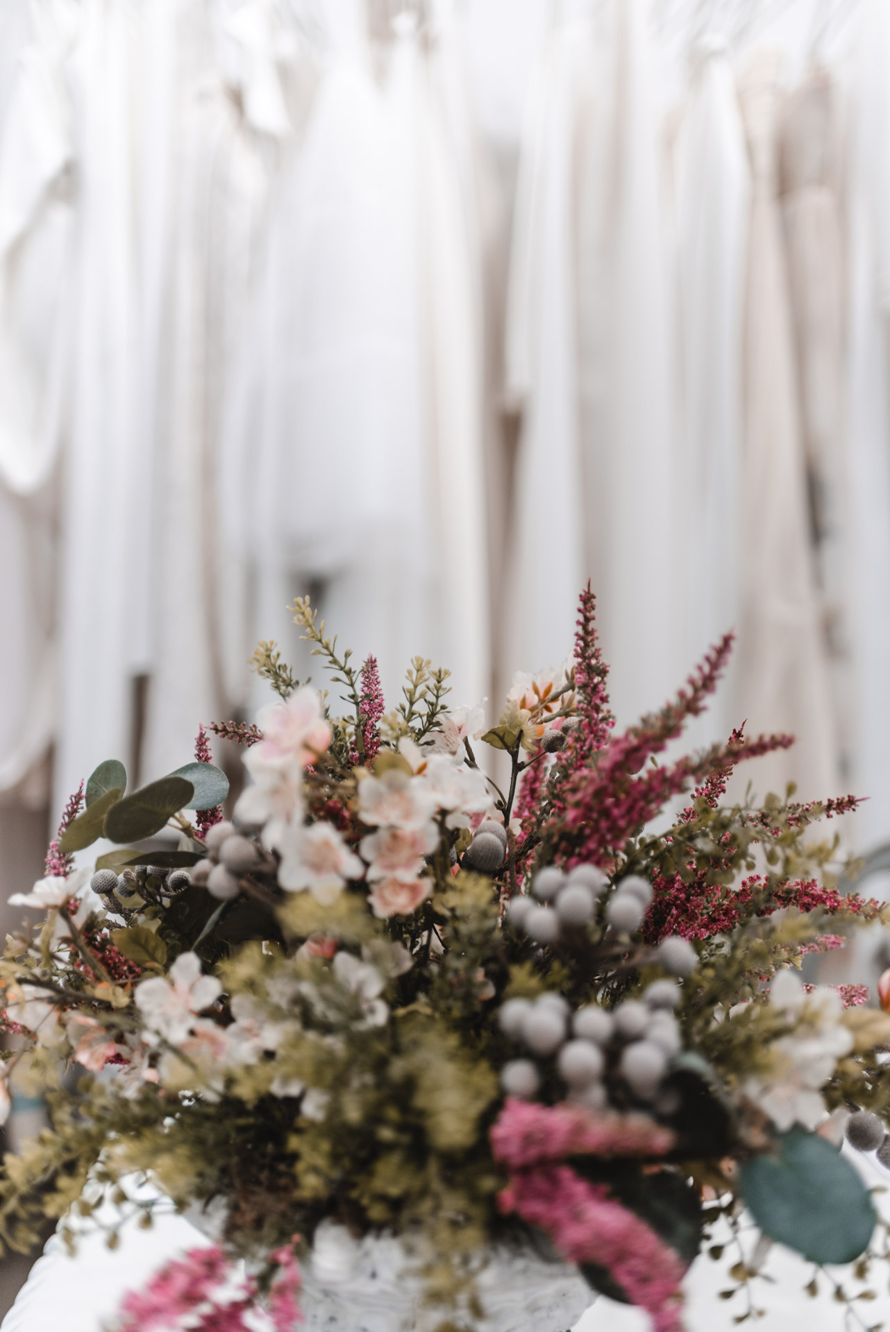 un día en el atelier de Fatima Gonzalez, descubriendo los vestidos de novia más impresionantes