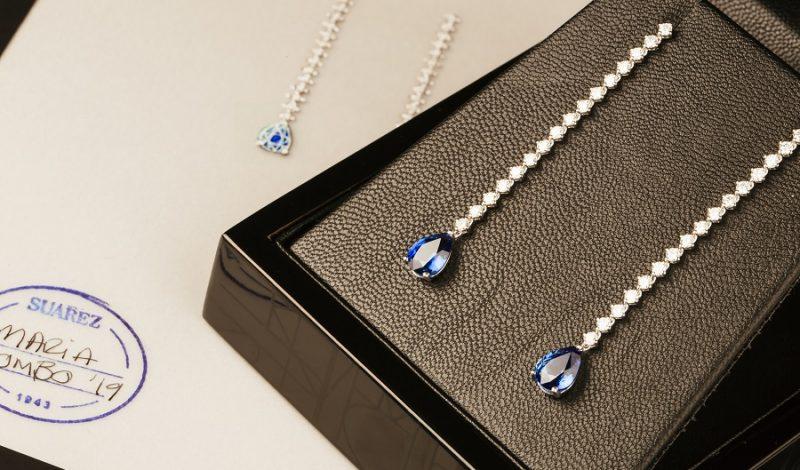 Así son las joyas de Suarez que lució María Pombo en su boda