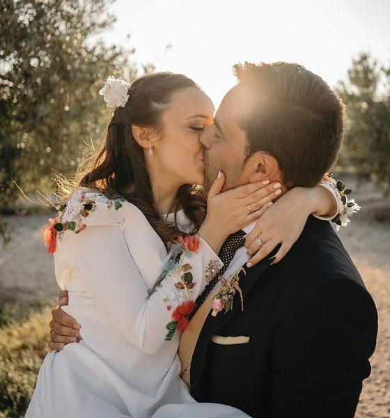 La boda plagada de detalles de Pablo & Cristina