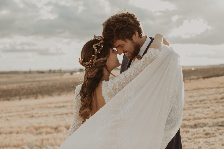 descubre en weddingideas.es la boda de Evelin y Pablo