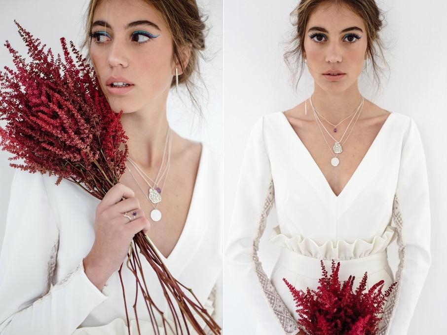 editorial de inspiración para novias, inspirate para orgazinar tu boda. Boqueron a feira
