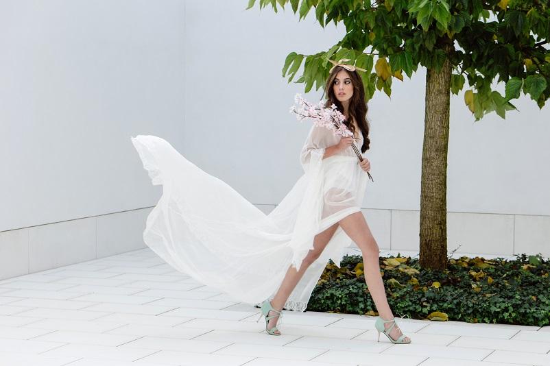editorial de inspiración para novias, inspirate para organizar tu boda. Boqueron a feira