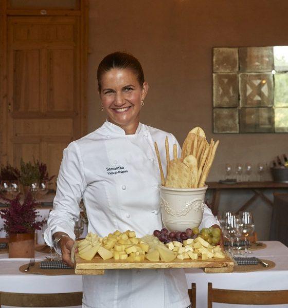 Descubre el catering para bodas de Samantha Vallejo-Nájera